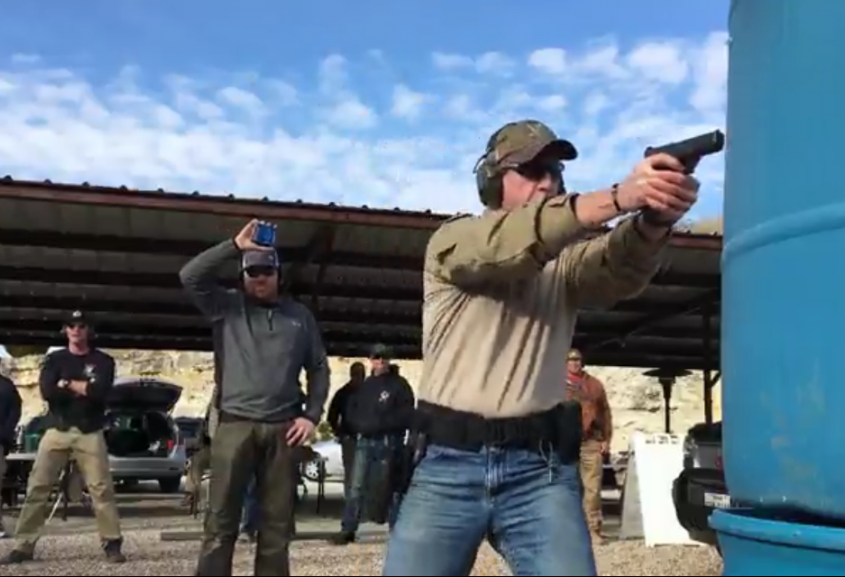 Tactical & Firearms Training – The Shaffer Security Group